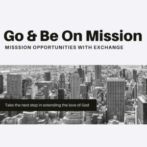 Go & Be on Mission